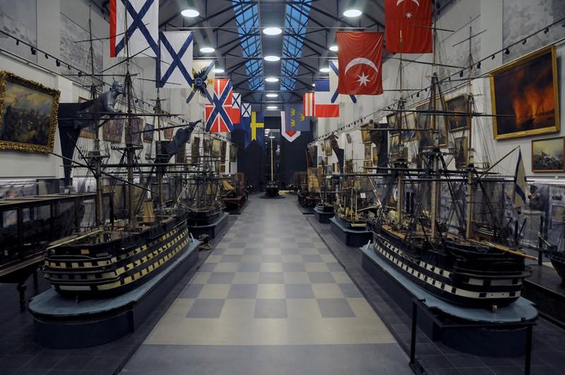 Картинка военно-морской музей в санкт-петербурге